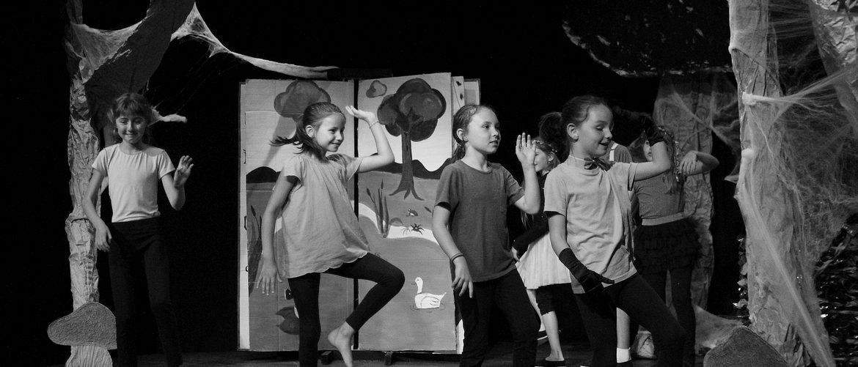 Atelier théâtre enfants de St-Mathurin sur Loire